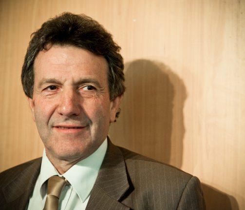 Jean-Louis Cazaubon, président de la CRAMP.