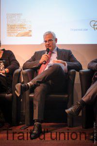 Alain Di Crescenzo: nous devons tous être ambassadeurs des produits de notre région, en France et à l'étranger.