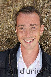 Thomas Diemer, Président de Jeunes Agriculteurs
