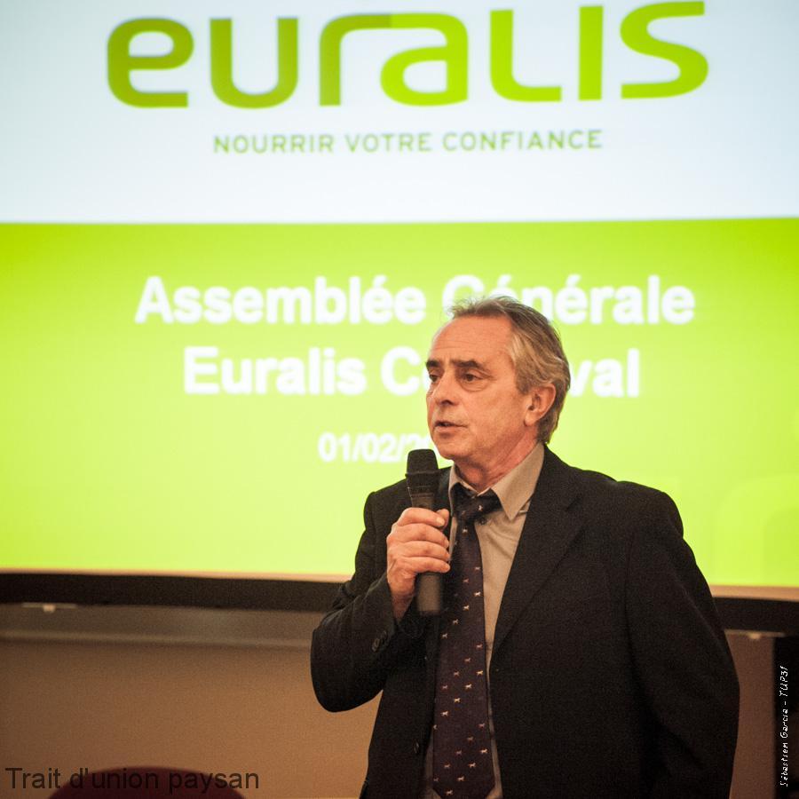 Jean-Claude Labit faisait le bilan de 15 années de vie coopérative.
