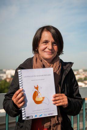 Amélie Renard ne perd pas espoir de trouver un terrain pour son élevage.