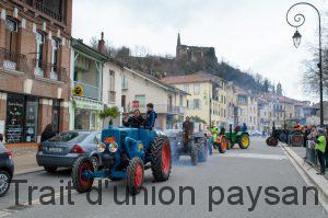 Le défilé des vieux tracteurs est toujours aussi apprécié