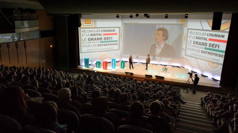 Gilles Babinet donnait de précieux conseils pour que la France rattrape son retard dans sa transformation digitale
