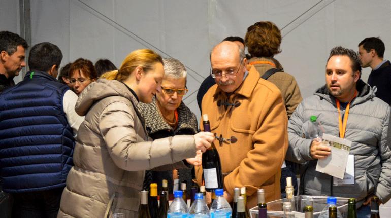 Les vignerons ont fait découvrir aux cavistes et restaurateurs du grand sud-ouest leur éthique commune au cours de la journée de dégustation.