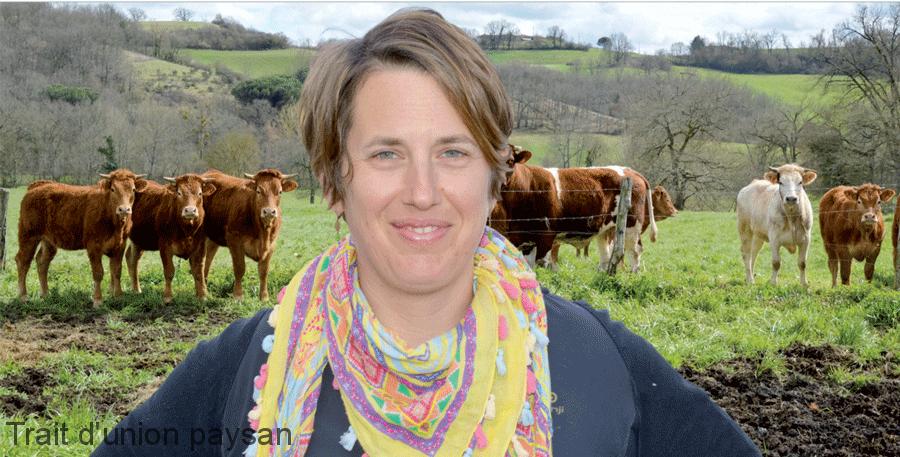 Christine Damay est praticienne au sein de la clinique de l'Aubisque, à Boulogne-sur-Gesse.
