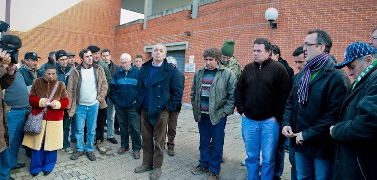 La délégation syndicale rend compte de sa rencontre avec les responsables du Comité de Bassin Adour-Garonne