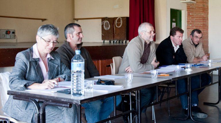 Pour Serge Barthès (au centre), il faut malheureusement des années noires comme celle-ci pour se poser les bonnes questions.