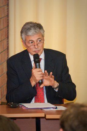Henri-Michel Comet, préfet du massif pyrénéen