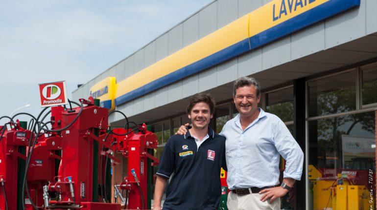 Pierre Lavail et Jean-Christophe D'Aleman