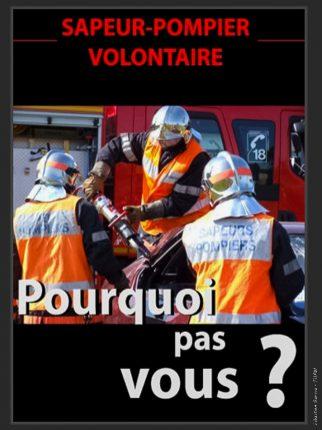 Il y a un manque d'effectifs croissant chez les pompiers volontaires.