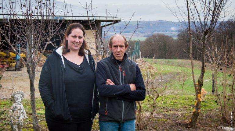 Mélissa et Jean-Jacques Manfrinato ne pensaient pas que leur projet déclencherait une telle agitation.