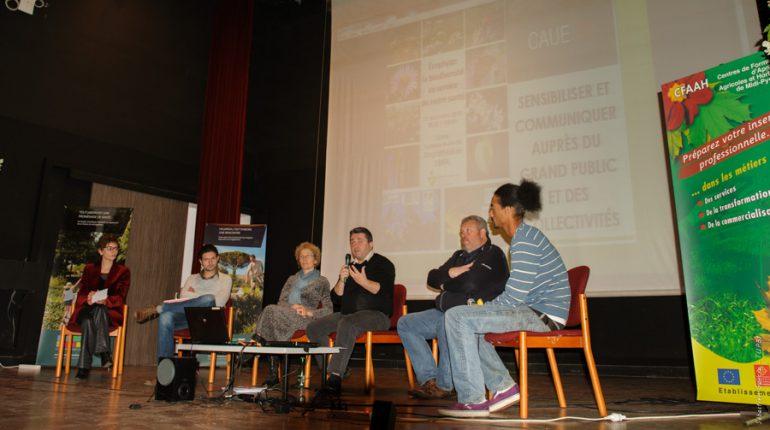 Un panel de professionnels pour faire le point sur la gestion des phytosanitaires.