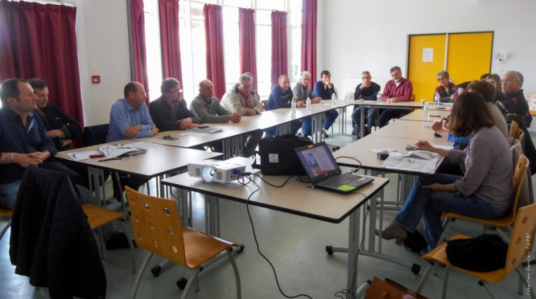 La fédération des ACVA du Comminges a surtout un rôle de soutien aux nombreuses actions des ACVA locales